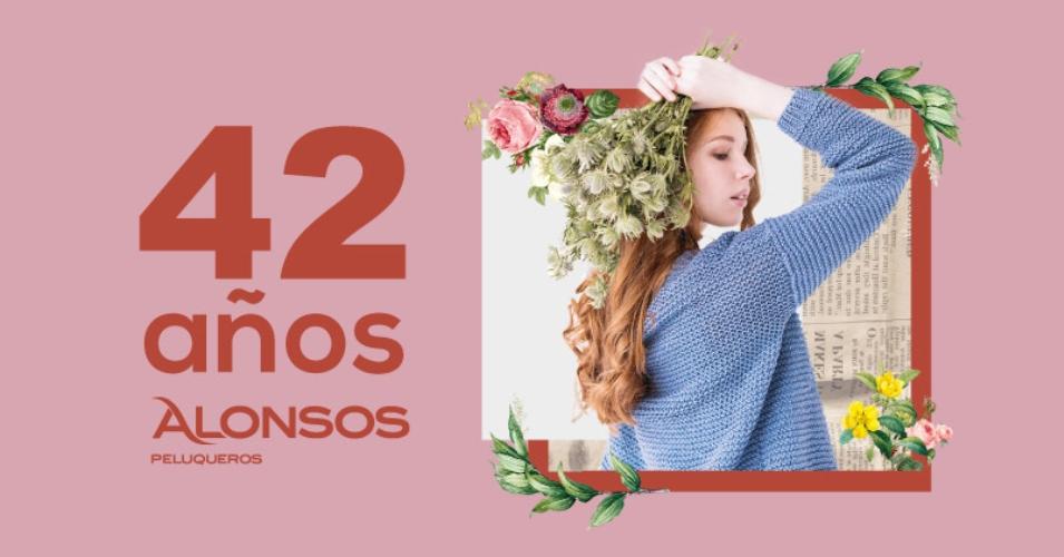 42 aniversario Alonsos